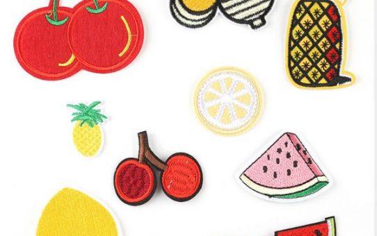 Fruit Custom Patches