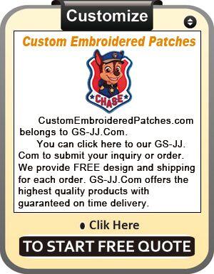 Clothes Hanger Cheap Custom Patches   GS-JJ com ™   40% off