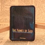 The Names of God Printed Patches