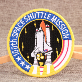 The Rockets Custom Embroidered Patches