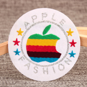Apple Custom Patches Online